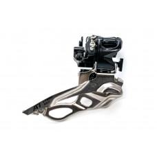 Велосипедный переключатель передний индекс. под трубу 34,9мм в+н/тяга верхн. хомут L-TWOO FD-V5010-35 3x10 DERF-079
