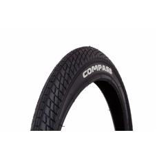 """Велосипедная покрышка 14x1.95"""" WANDA P1023 (дорожн. протектор) (черный) TIR-14-000"""