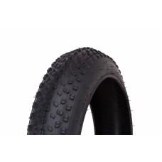 Велосипедная покрышка 24x4.0 WANDA P1272 (фэт-байк) (черный) WANDA TIR-141