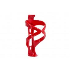 Велосипедный флягодержатель BC-BH9221 пластиковый красный VELO CGE-021
