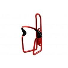 Велосипедный флягодержатель GUB 010 алюминиевый ультралегкий красный CGE-032