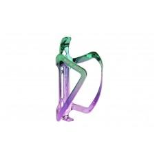 Флягодержатель GUB 08 AL зелено-фиолетовый CGE-041