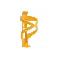 Велосипедный флягодержатель BC-BH9221 пластиковый желтый VELO CGE-023