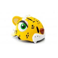 """Шлем велосипедный CIGNA """"Желтый леопард"""" HEAD-050"""